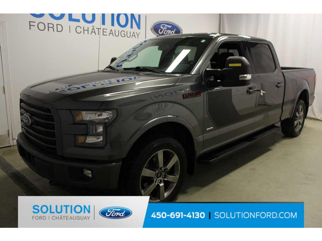 Ford F-150 2017 Châteauguay - photo #0