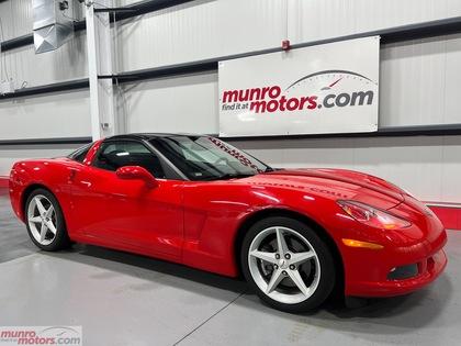 2013 Chevrolet Corvette 2dr Cpe w-1LT DualRoof pkg