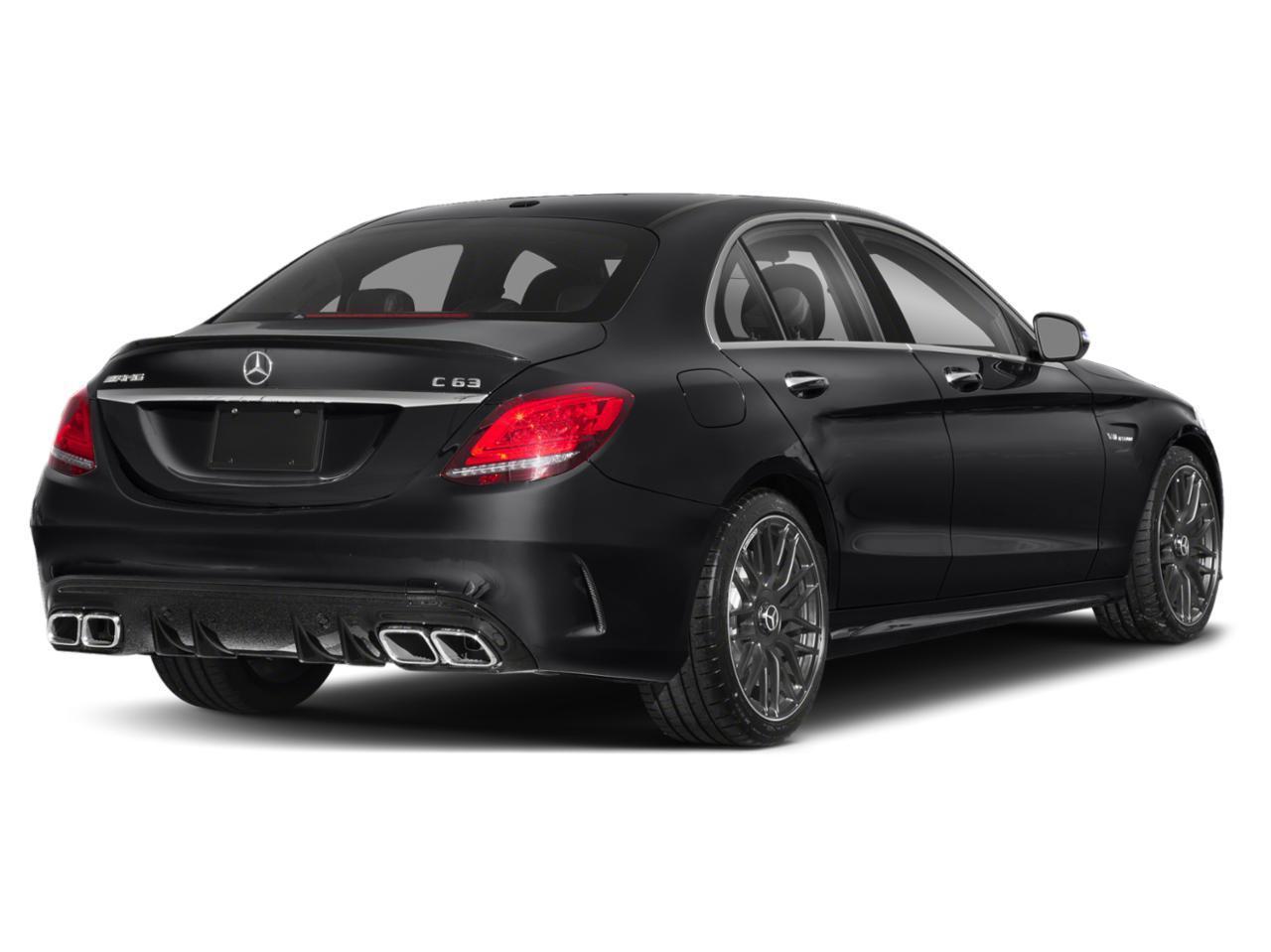 New 2019 Mercedes-Benz C-CLASS C63 S AMG Rear Wheel Drive ...