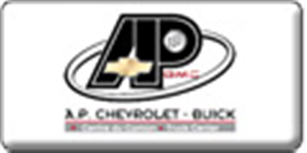 A. P. CHEVROLET BUICK GMC INC.