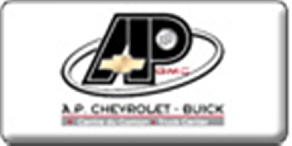 A. P. CHEVROLET BUICK GMC INC.