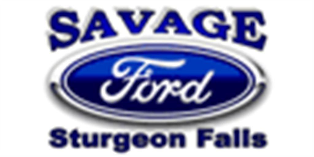 SAVAGE FORD SALES LTD.