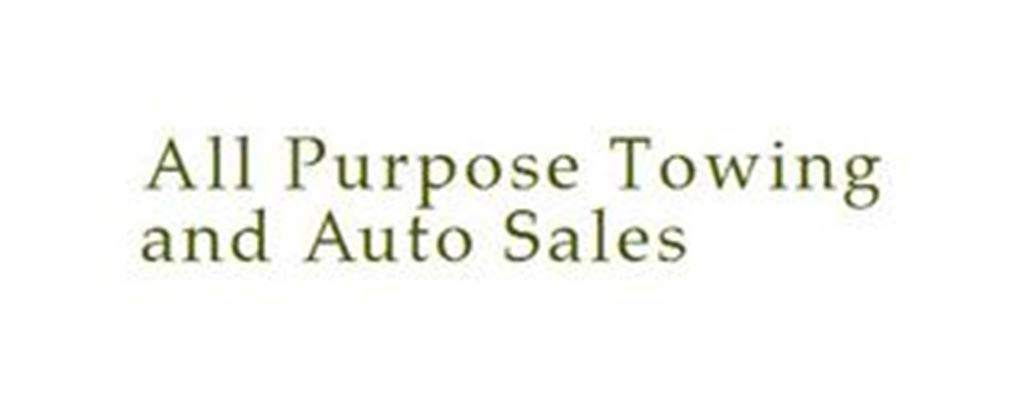 ALL PURPOSE TOWING
