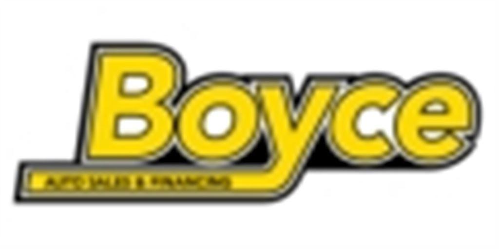 Boyce Auto Sales