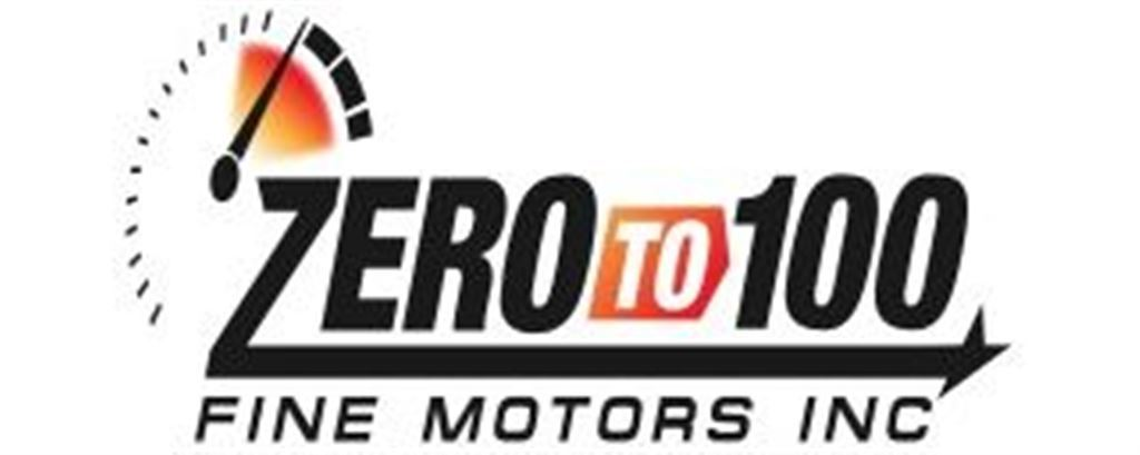 Zero To 100 Fine Motors Inc.