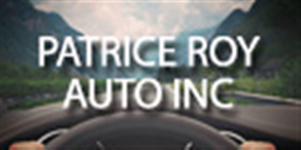 PATRICE ROY AUTO