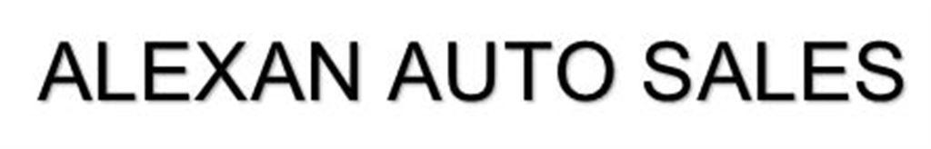 Alexan Auto Sales