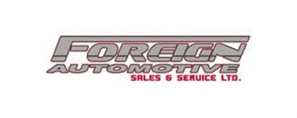 FOREIGN AUTOMOTIVE SALES & SERVICE LTD.