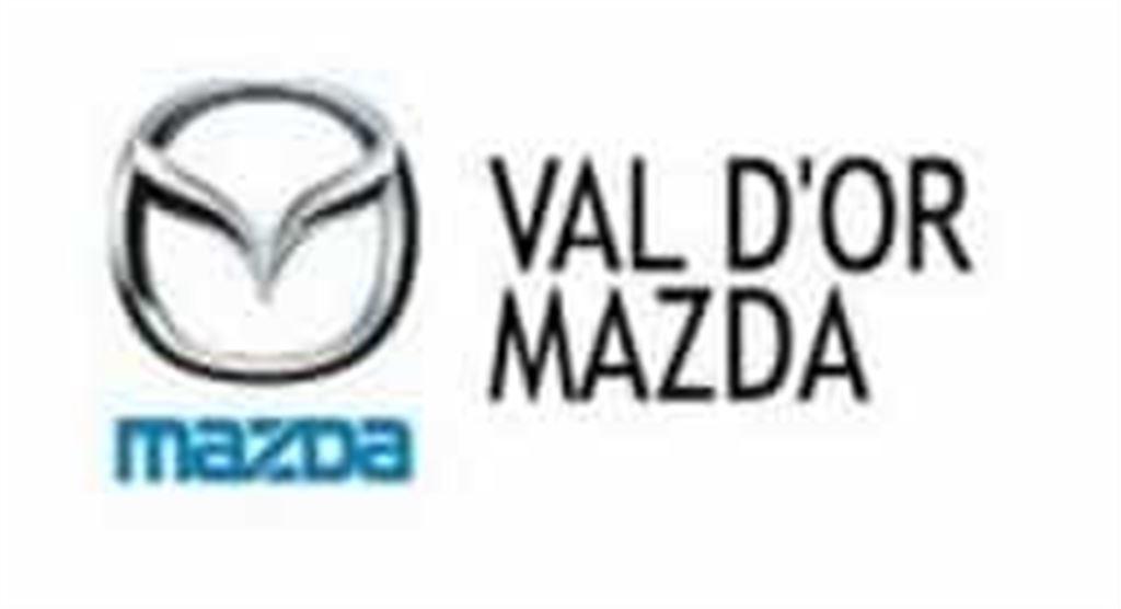 VAL D'OR MAZDA