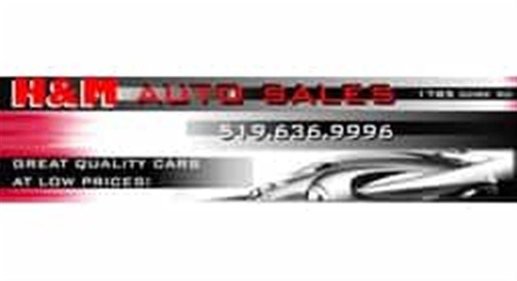 H & M AUTO SALES LTD.