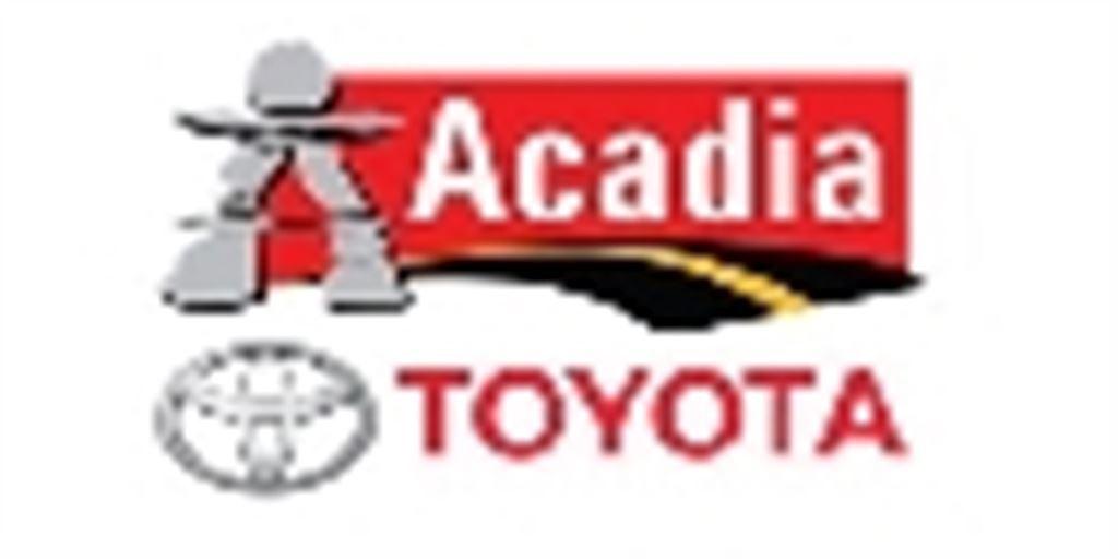 Acadia Toyota