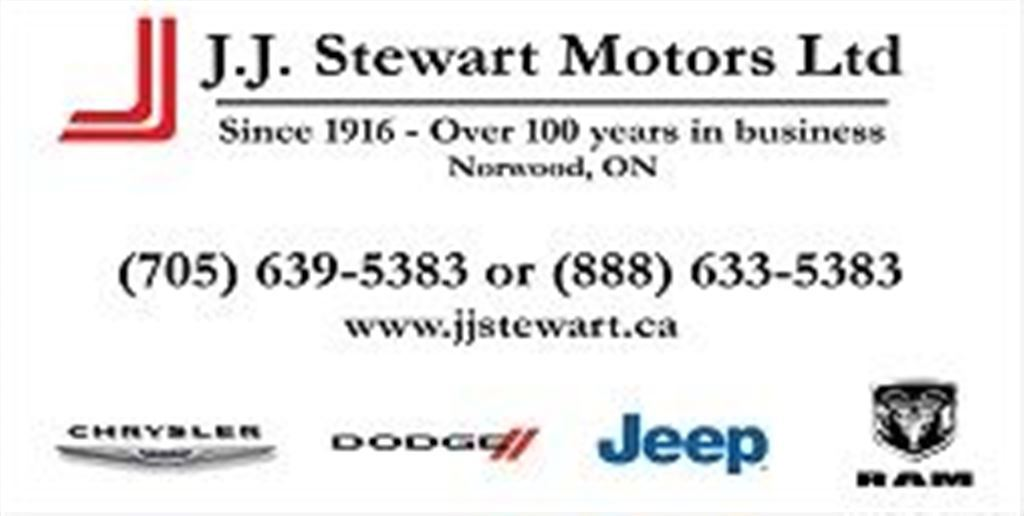 JJ Stewart Motors Limited