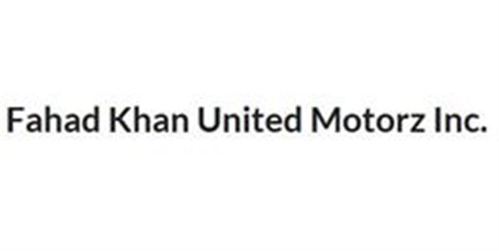 FAHAD KHAN UNITED MOTORZ INC.