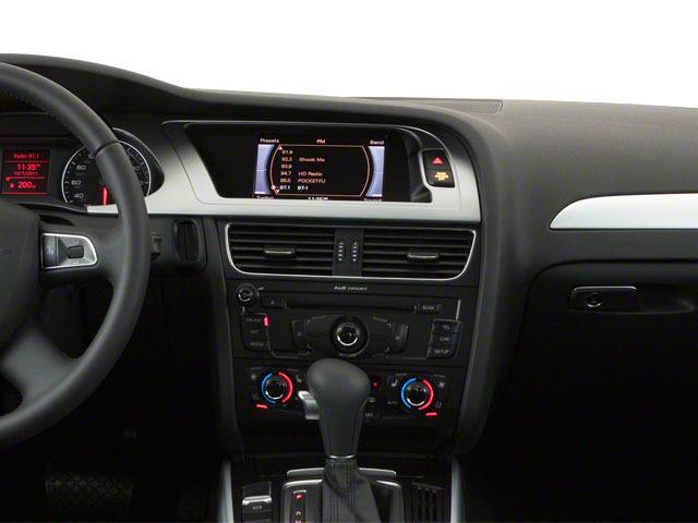 2011 Audi A4 Premium Plus Specs