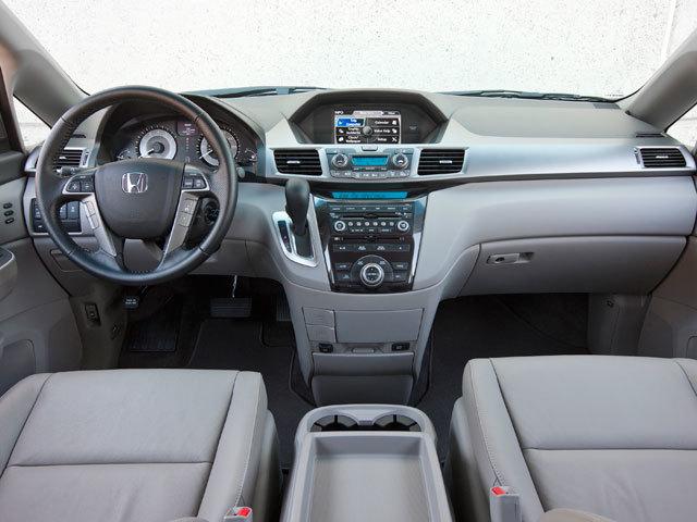 2017 Honda Odyssey Price Trims Options Specs Photos Reviews Autotrader Ca