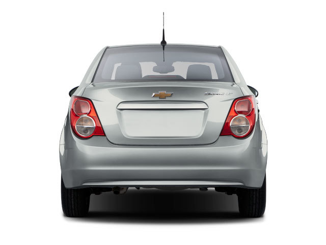 2012 Chevrolet Sonic Price, Trims, Options, Specs, Photos