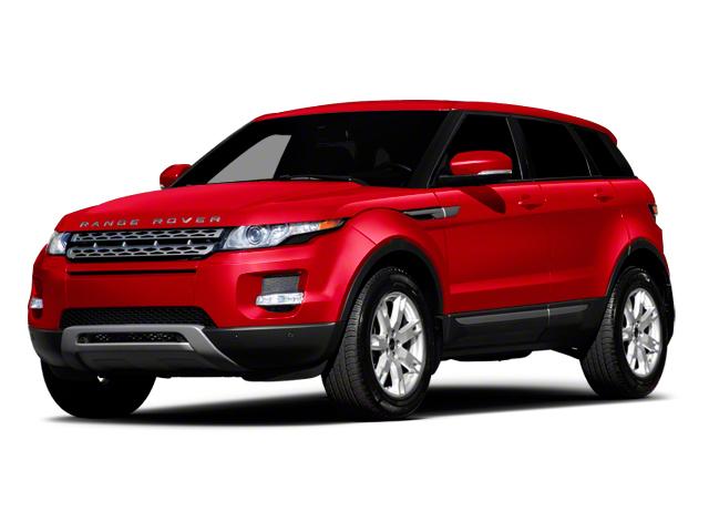 2012 Land Rover Range Rover Evoque Price Trims Options Specs