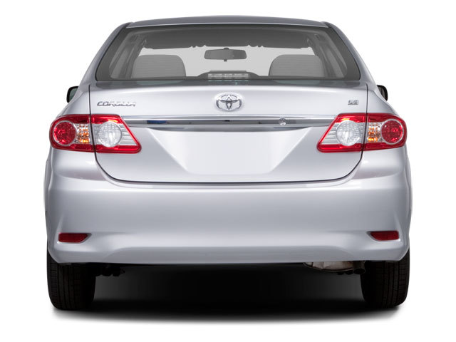 toyota corolla 2012 specifications