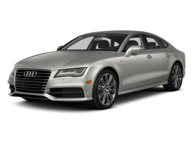 2013 Audi A7 Prestige Options