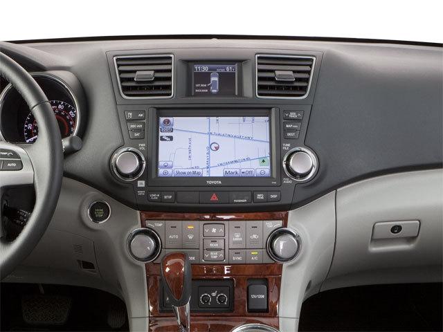 2013 toyota highlander navigation system update