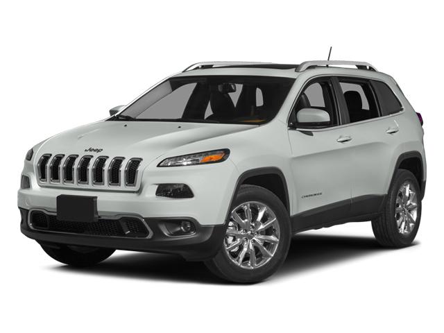 2014 jeep cherokee weight