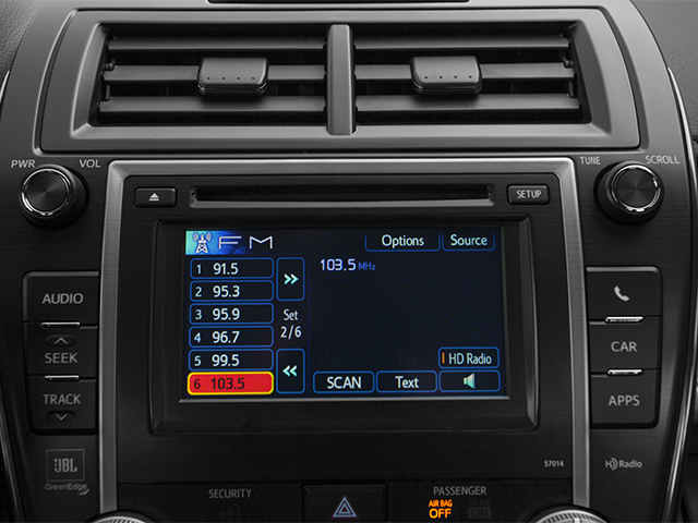 2014 toyota camry navigation system manual