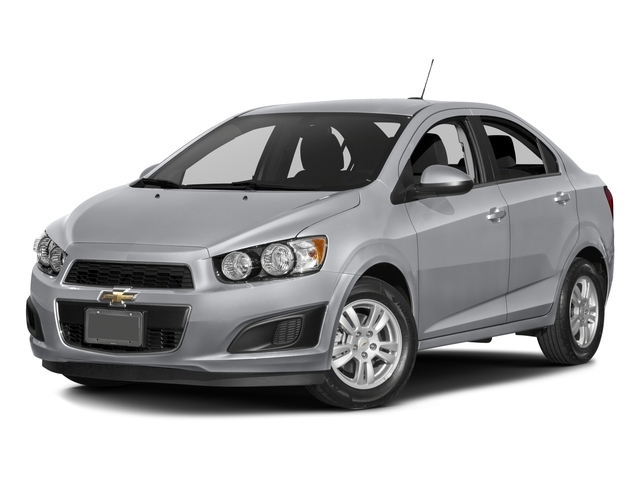 2016 Chevrolet Sonic Price Trims Options Specs Photos