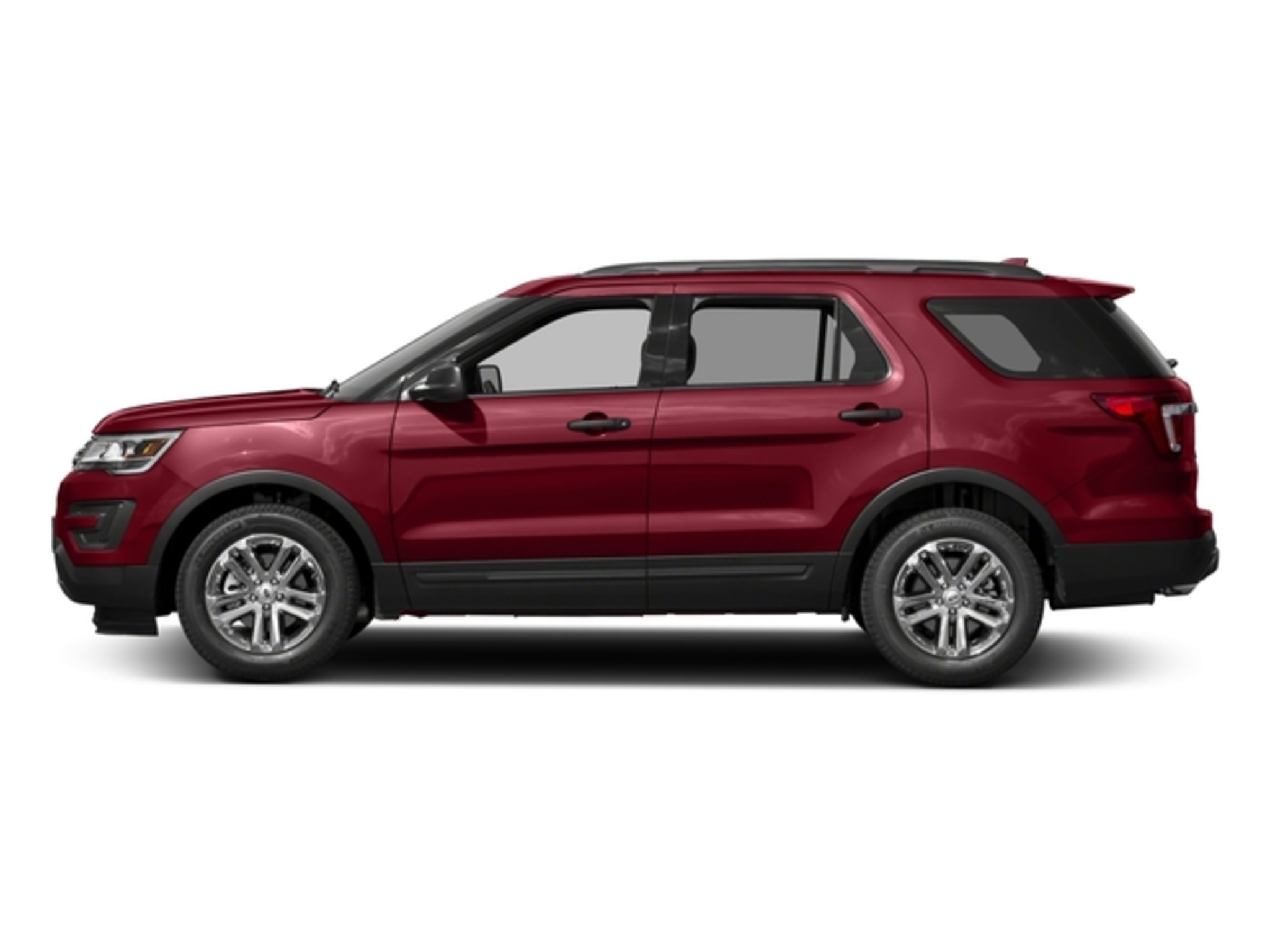 2016 Ford Explorer Compare Prices Trims Options Specs