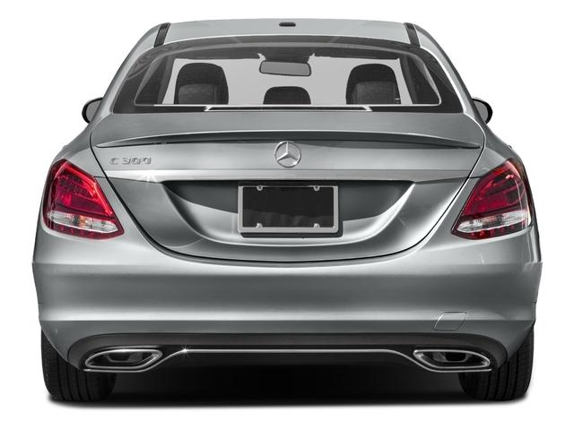 2017 Mercedes-Benz C-Class Price, Trims, Options, Specs