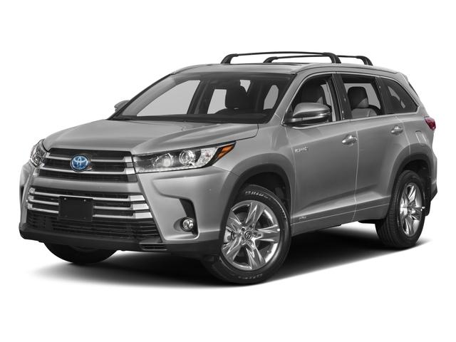 2017 Toyota Highlander Hybrid Price Trims Options Specs Photos
