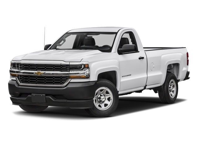 2018 Chevrolet Silverado 1500 Price Trims Options Specs Photos