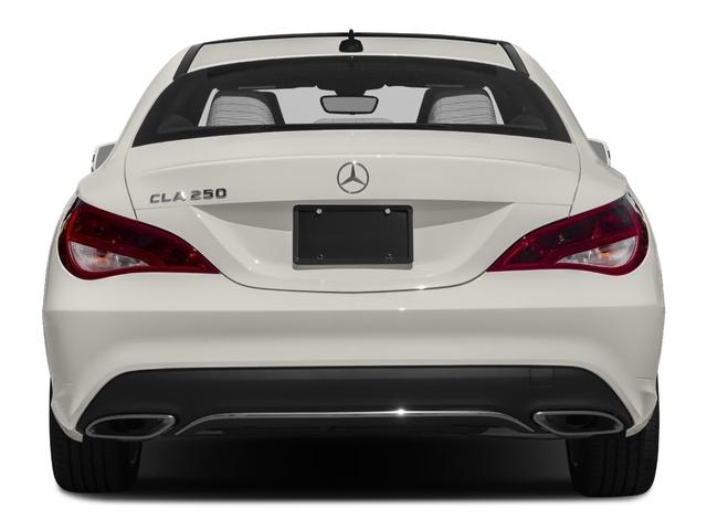 2018 Mercedes-Benz CLA-Class Price, Trims, Options, Specs