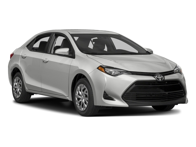 Toyota Corolla Size >> 2018 Toyota Corolla Price Trims Options Specs Photos