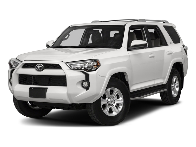 2018 Toyota 4runner Price Trims Options Specs Photos Reviews