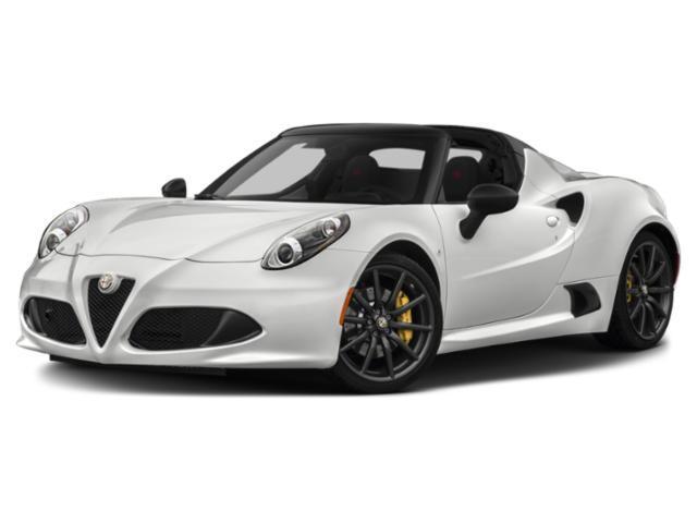 2019 Alfa Romeo 4c Spider Price Trims Options Specs Photos
