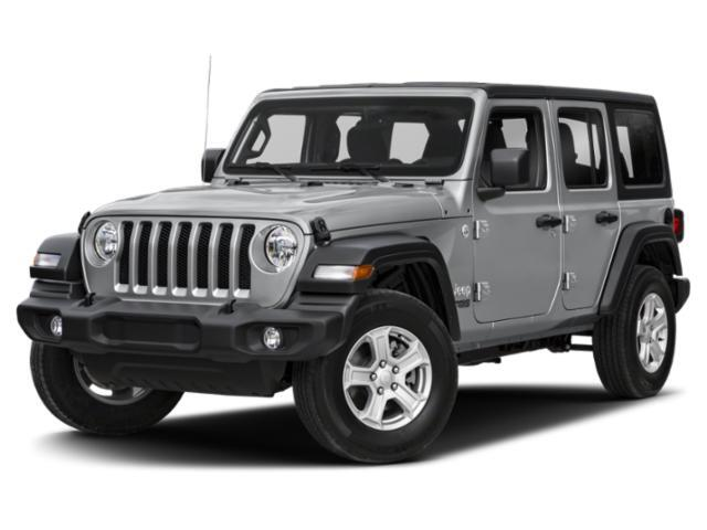 2019 Jeep WRANGLER UNLIMITED Price, Trims, Options, Specs