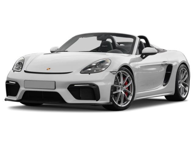 2020 Porsche 718 Spyder
