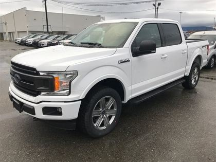 2018 ford f 150 xlt with 302a package abbotsford 45 549. Black Bedroom Furniture Sets. Home Design Ideas