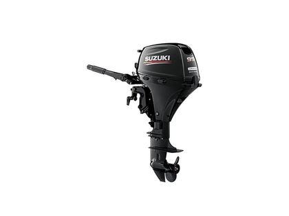2018 Suzuki DF9.9BEL –