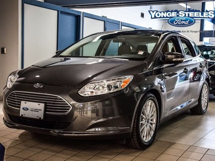 Car 2017 Ford Focus Electric Low Kms One Owner Rare