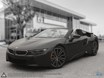 2019 Bmw I8 Roadster Winnipeg 187 708 Autotrader Ca