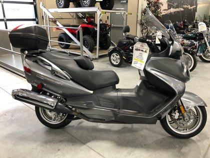 2009 Suzuki Burgman 650 Executive ABS –