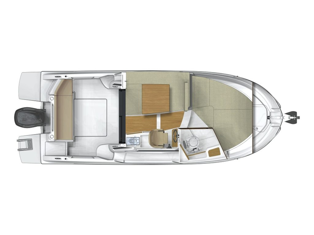 2020 Beneteau boat for sale, model of the boat is Antares 21 O/b & Image # 3 of 12