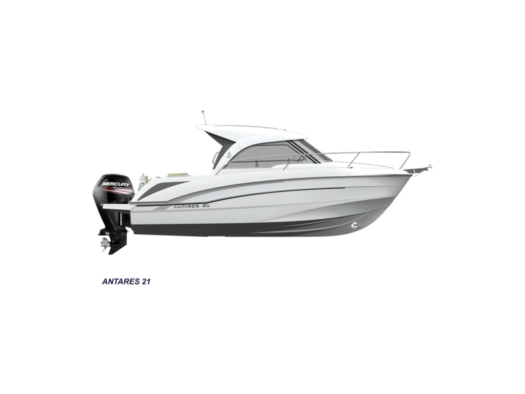 2020 Beneteau boat for sale, model of the boat is Antares 21 O/b & Image # 2 of 12