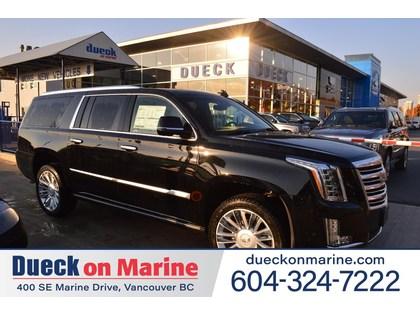 2019 Cadillac Escalade Esv Platinum Vancouver 115 815 Autotrader Ca