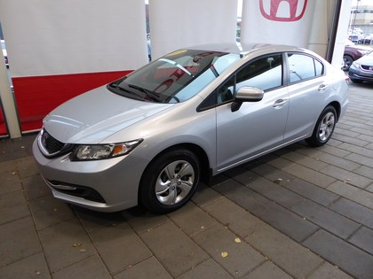 2015 Honda Civic # K0426