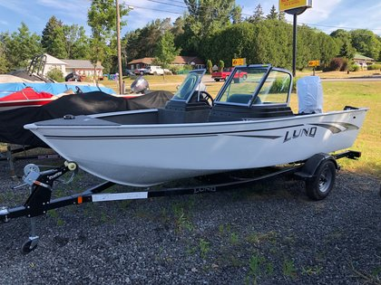 For Sale: 2018 Lund 1650 Rebel Xs Sport 16ft<br/>Mobile Marine