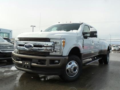 2019 ford f 350 king ranch 6 7l v8 diesel 720a midland 96 169