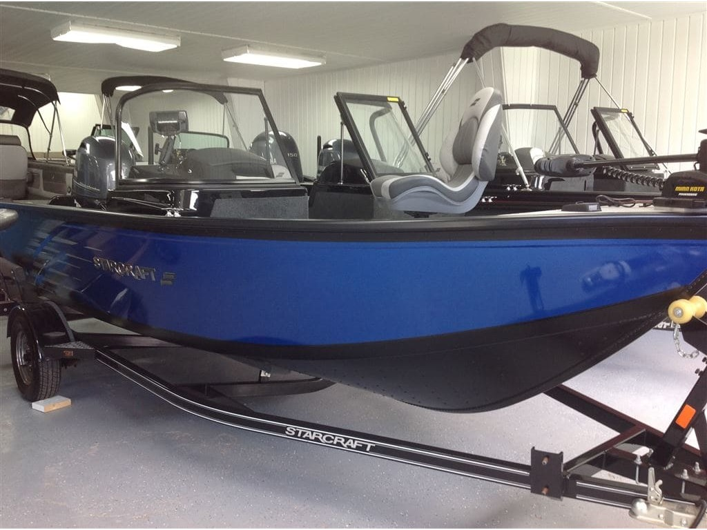 2018 Starcraft boat for sale, model of the boat is Renegade 178dc & Image # 4 of 10