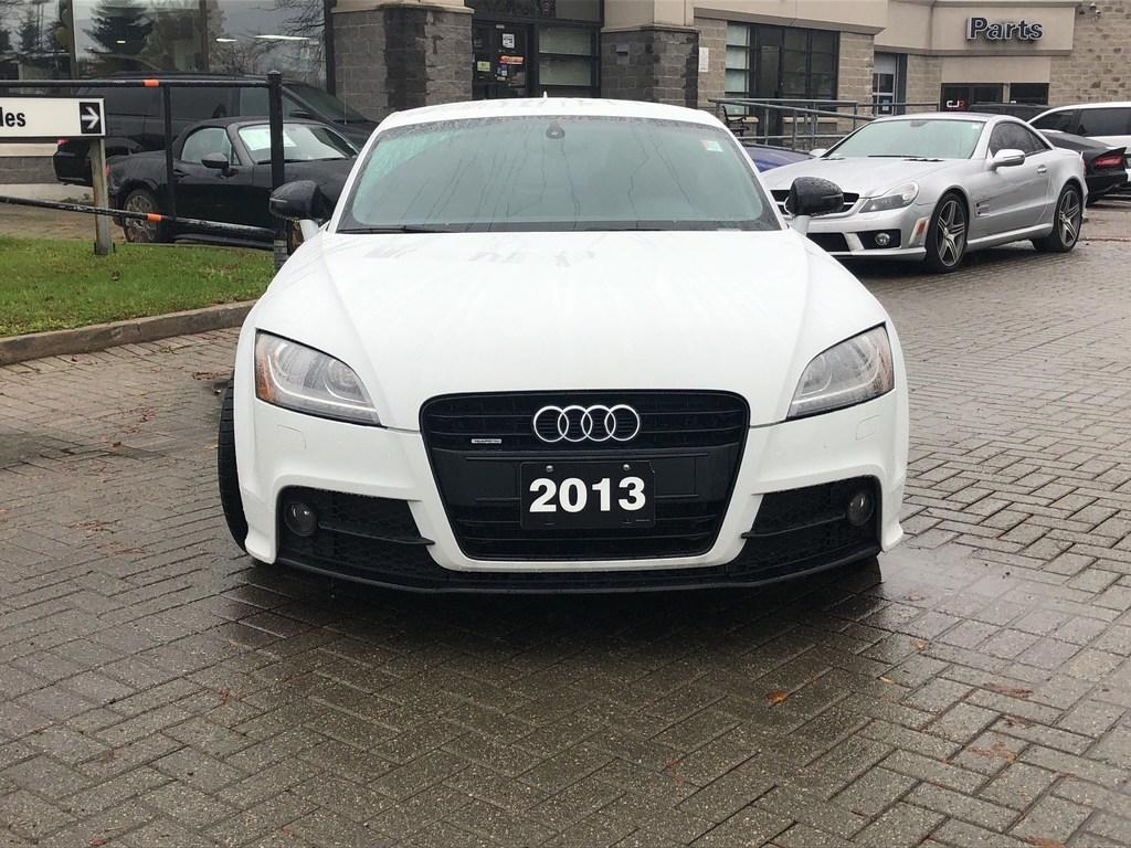 """""""Car - 2013 Audi TT 2.0T in Scarborough, ON  $24,888"""""""